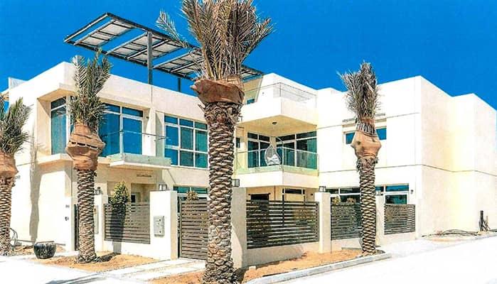 Sustainable Villas Project